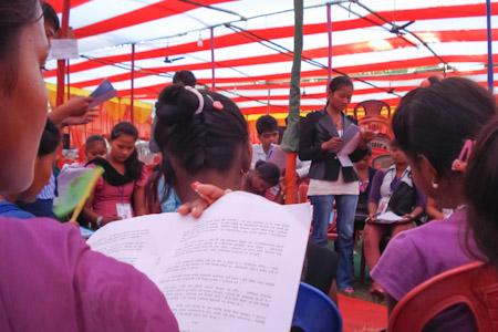 Biratnagar, Nepal Youth Conference - Bahá'í World News Service