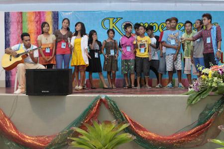 Metro manila and philippine youth congress